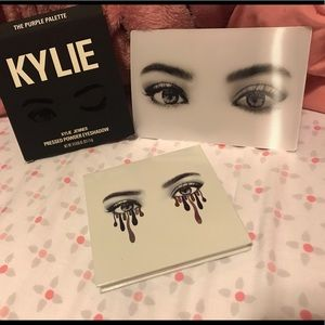 Kylie Cosmetics THE PURPLE PALETTE | KYSHADOW